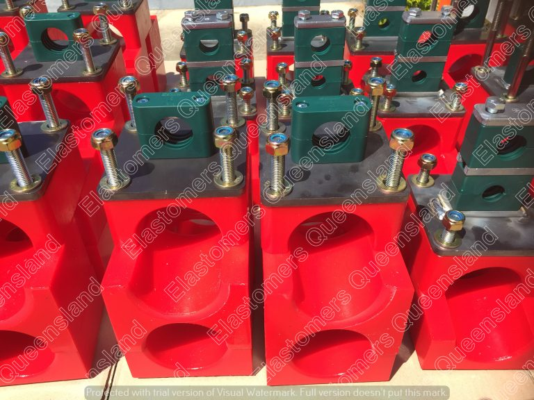 Polyurethane Cable Clamps